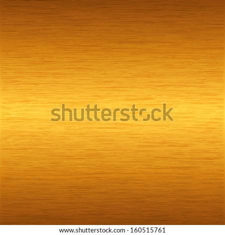 bronze metal texture for background - stock vector