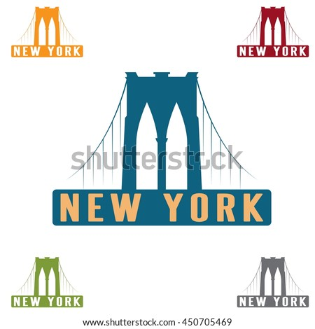 Brooklyn Bridge Vector Stock Images, Royalty-Free Images ...