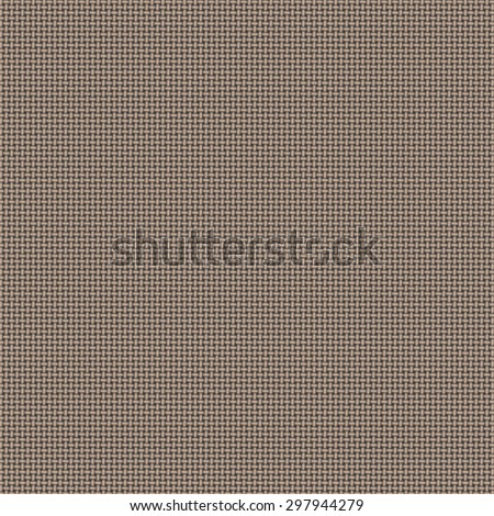Brown textile vector texture. Background texture for banner, card, poster, identity,web design. - stock vector
