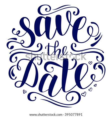 Save The Date Script Stock Images, Royalty-Free Images ...
