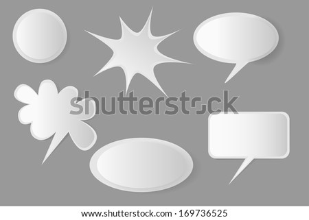 Bubble Chat  - stock vector