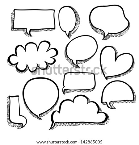 bubbles icons over white background vector illustration