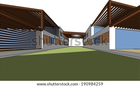building design background