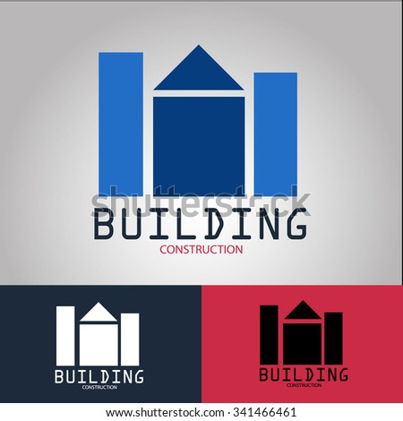 Building Home Vector Logo Template