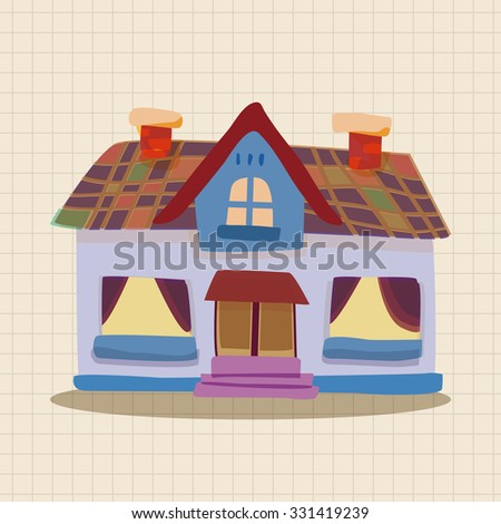 Building house theme elements,eps