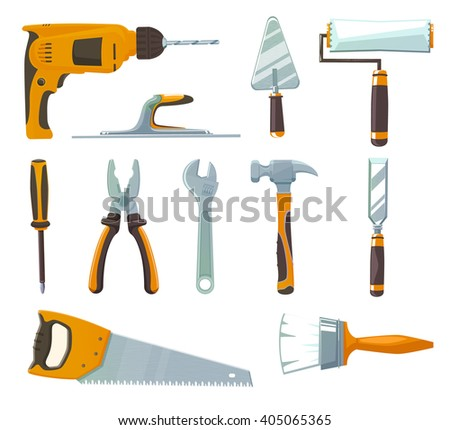 building tools set