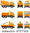Building trucks