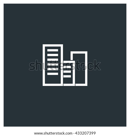Buildings Icon, Buildings Icon UI, Buildings Icon Vector, Buildings Icon Eps, Buildings Icon Jpg, Buildings Icon Picture, Buildings Icon Flat, Buildings Icon App, Buildings Icon Web - stock vector