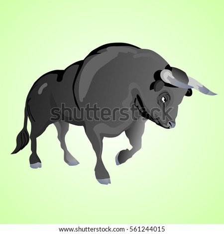 Quot The Bull Quot Stock Images Royalty Free Images Amp Vectors