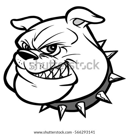 bulldog vector stock images, royalty-free images & vectors