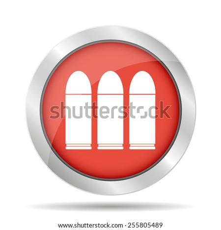 bullet icon. Vector icon illustrator EPS 10 - stock vector
