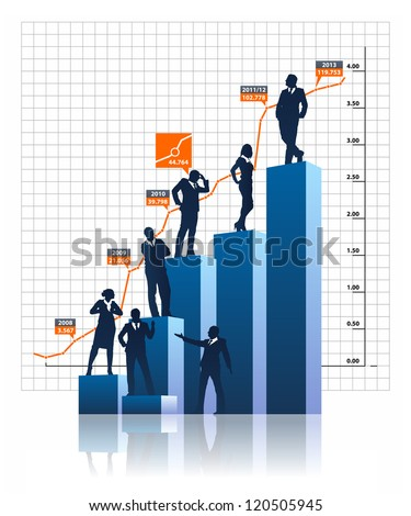 business - stock vector