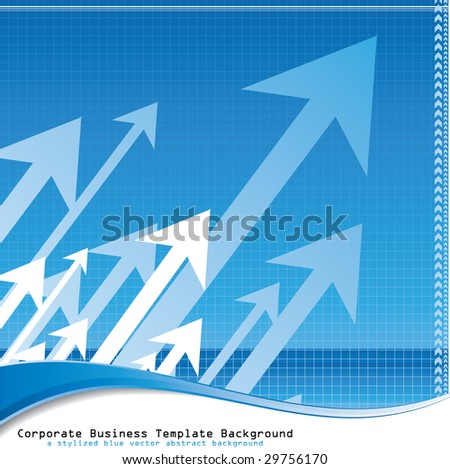 Business background. Vector.