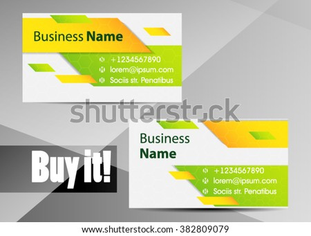 orange green gift voucher template coupon stock vector 409940206 shutterstock. Black Bedroom Furniture Sets. Home Design Ideas