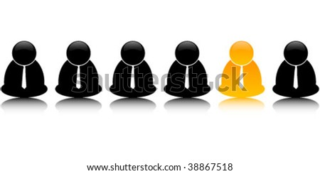 business concept - stock vector