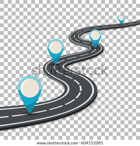 Journey Path Stock Images, Royalty-Free Images & Vectors ...
