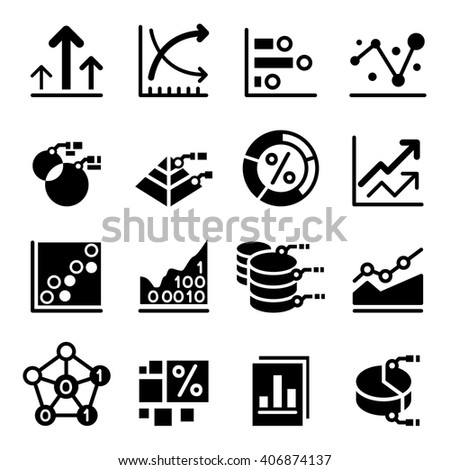 Business data icon business diagram business stock vector 2018 business data icon business diagram business graph ccuart Image collections
