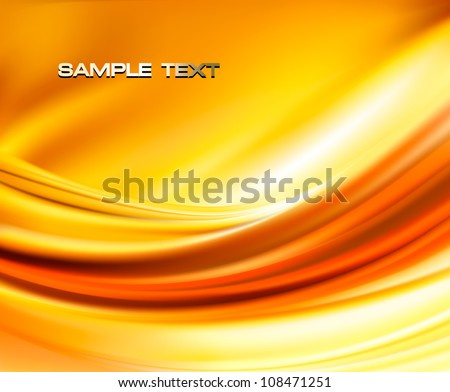 Business elegant abstract background illustration - stock vector