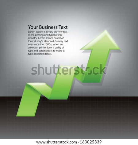 Business Growth Concept - stock vector