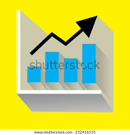 Business Info-graphic.vector icon