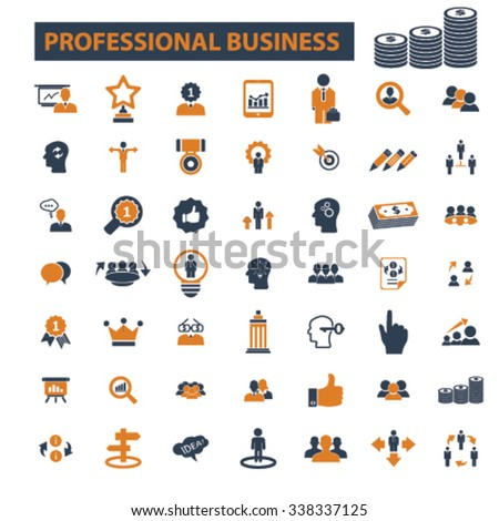 business, management, partners, human resources, avatar, community  icons, signs vector concept set for infographics, mobile, website, application  - stock vector