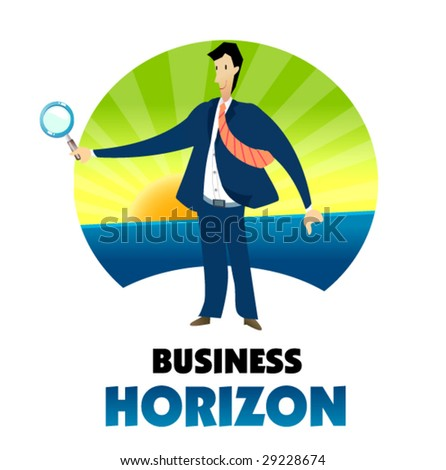 business sign #1 - corporate icon - stock vector