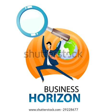 business sign #2 - corporate icon - stock vector