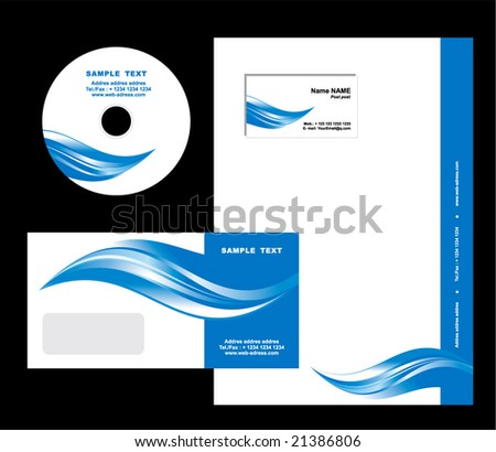Business style. Vector. - stock vector