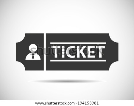 Business Tickets - stock vector