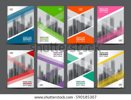 Business vector set brochure template layout stock vector 590185307 business vector set brochure template layout cover design annual report magazine ads spiritdancerdesigns Images