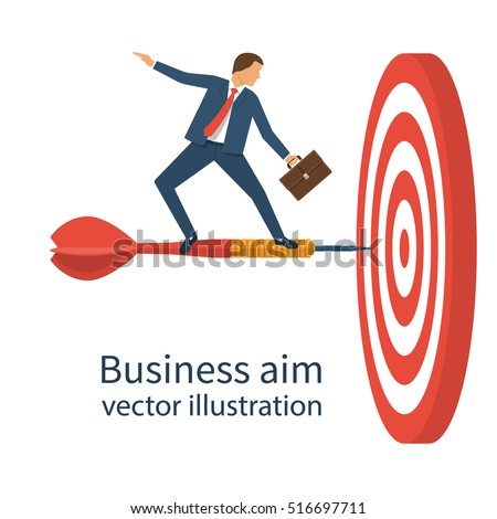 aim and objective When someone first sets up in business, he/she may have some unstated aims or objectives - for example to survive for the first year other businesses may wish.