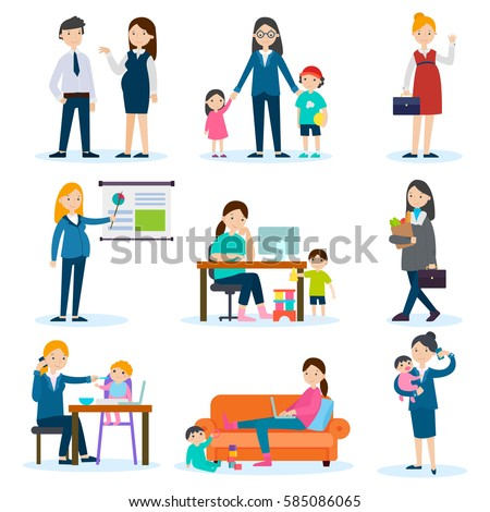 Busy Woman Stock Images, Royalty-Free Images & Vectors ...