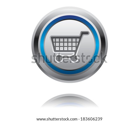 BUY ICON WITH TROLLEY ICON