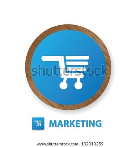 Buy sign,vector - stock vector