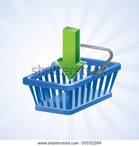 buying concept - vector illustration - stock vector