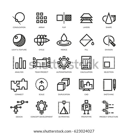 Cad Designer Future Innovation Database Architecture Stock Vector 623024027    Shutterstock