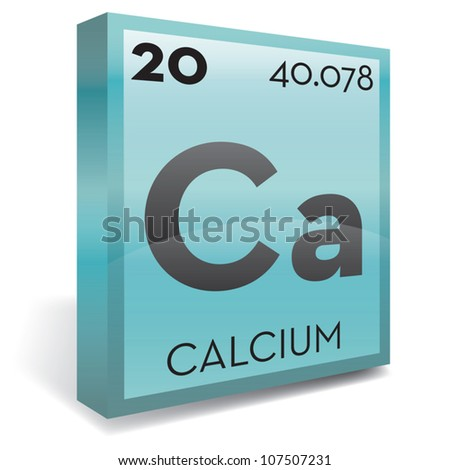 Calcium element periodic table stock vector 107507231 shutterstock calcium element periodic table urtaz Gallery