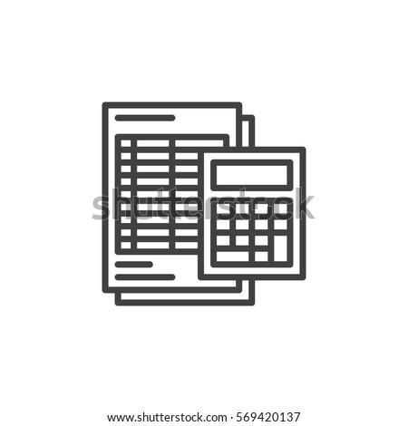 calculator sheet