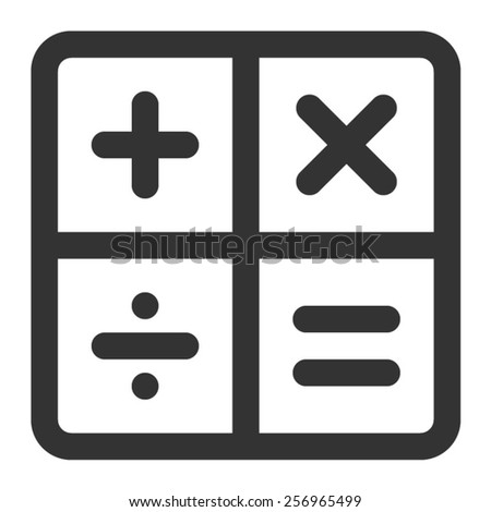 Calculator Icon Stock Vector 339426134  Shutterstock. Coordinated Signs Of Stroke. Girly Signs Of Stroke. Monument Signs. Micahtek Signs. Bottle Water Signs. Grade Signs. Chart Signs Of Stroke. Great Depression Signs Of Stroke