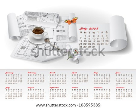 Maya n calendario stock photos royalty free images for Architectural design elements