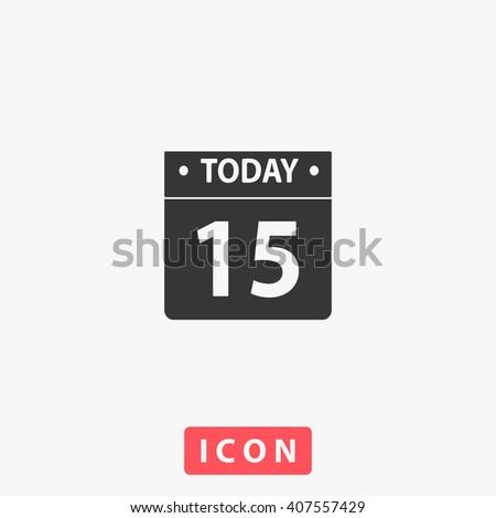 calendar Icon, calendar Icon Vector, calendar Icon Art, calendar Icon eps, calendar Icon Image, calendar Icon logo, calendar Icon Sign, calendar icon Flat, calendar Icon design, calendar icon app - stock vector