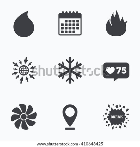 Location Filter Icon