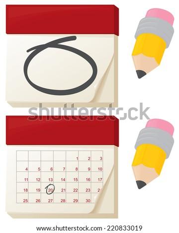 Important Date Clip Art