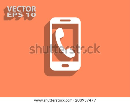 call out icon - stock vector