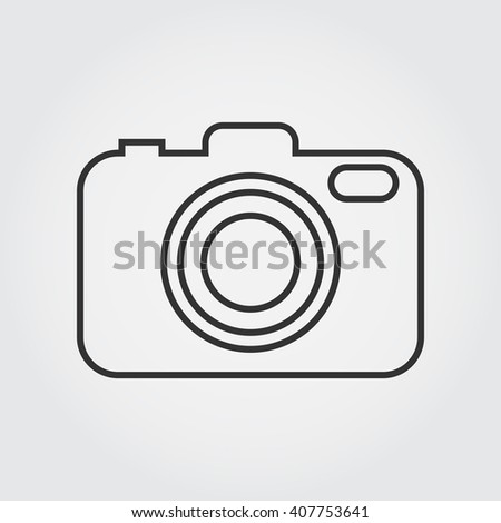 Camera icon, Camera icon eps10, Camera icon vector, Camera icon eps, Camera icon jpg, Camera icon picture, Camera icon flat, Camera icon app, Camera icon web, Camera icon art, Camera icon, Camera   - stock vector