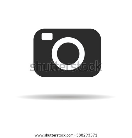 Camera icon Vector Illustration