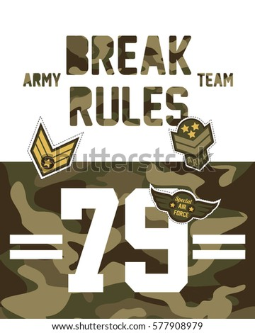 The Army The Army Slogan