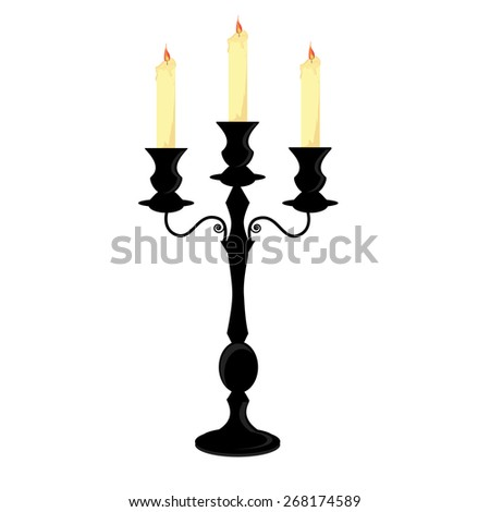Candlestick-holder Stock Photos, Images, & Pictures ...