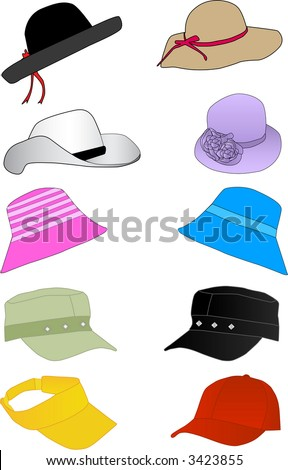 Cap Hat Fashion