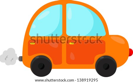 car - stock vector